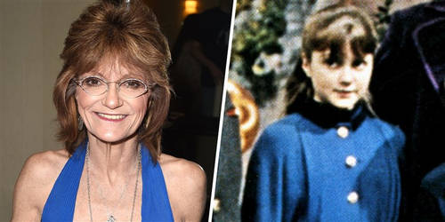 Denise Nickerson then and now (2)