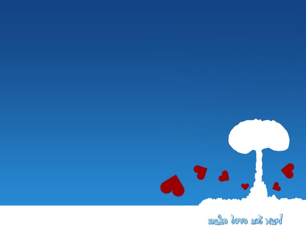 Make Love Not War by fracti
