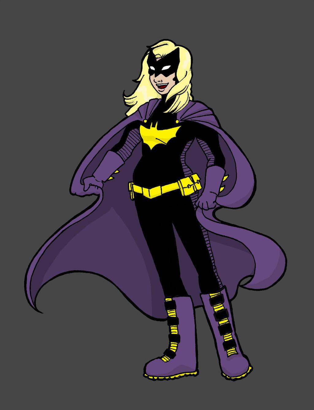 TT Char Ref: Batwoman by YouveGotTaste