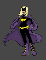 TT Char Ref: Batwoman