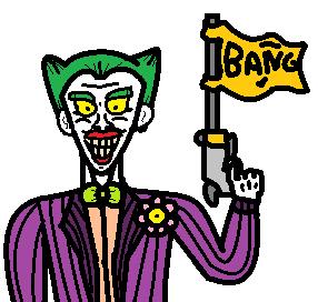 Joker by YpodkaaaY