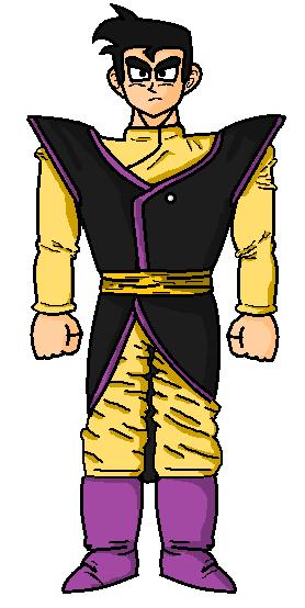 Tato (Kai Outfit) by YpodkaaaY