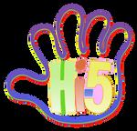 Hi-5's logo recreated