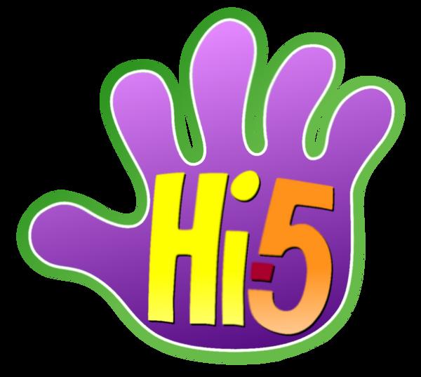 Hi-5 Logo 2009 redesigned