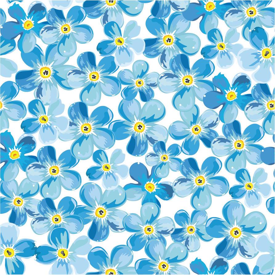 Seamless Flower Print 10 By DonCabanza On DeviantArt
