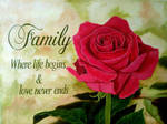 Family..where life begin by DonCabanza