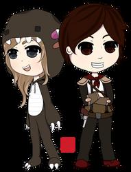 Derpy Duo