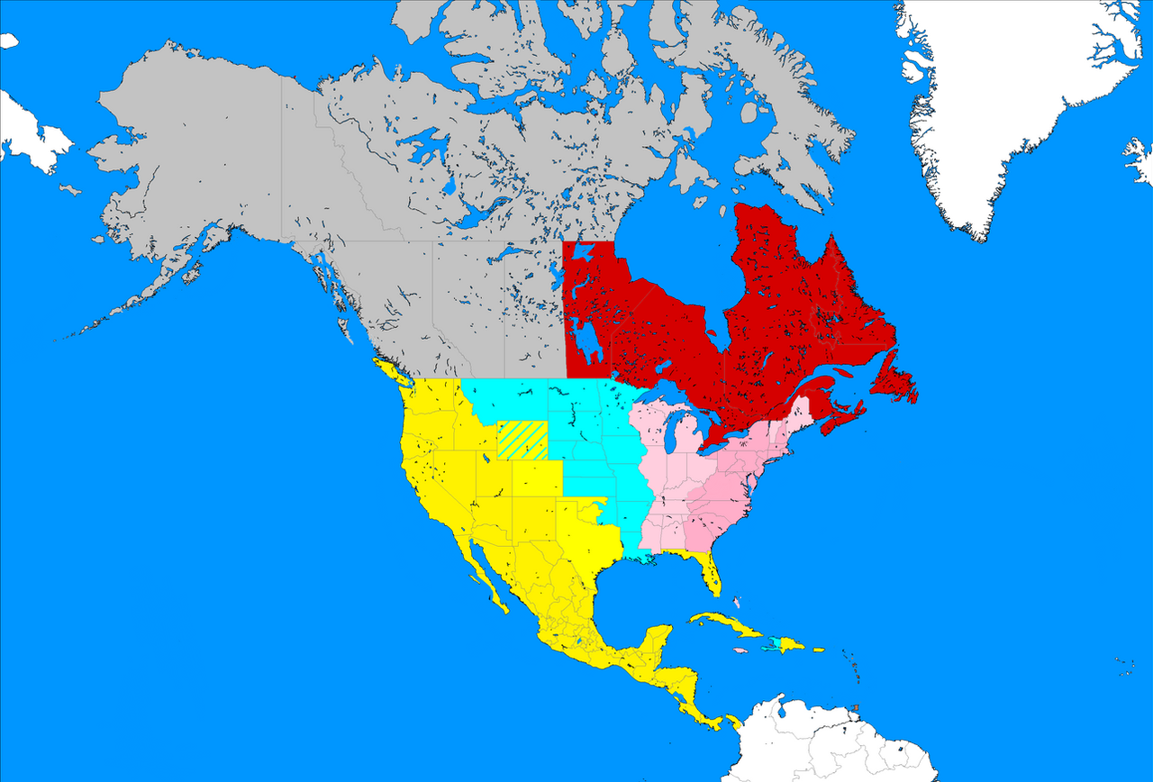 Canada the Independent Canada alternate history by LouisTheFox