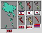 7 Koreas