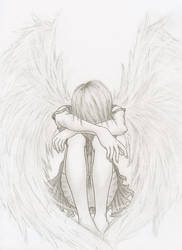Angel by AnimeAngelRemedy