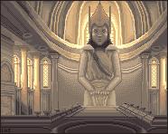 God of war scene by kendi64