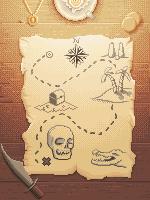 Pirate map by kendi64
