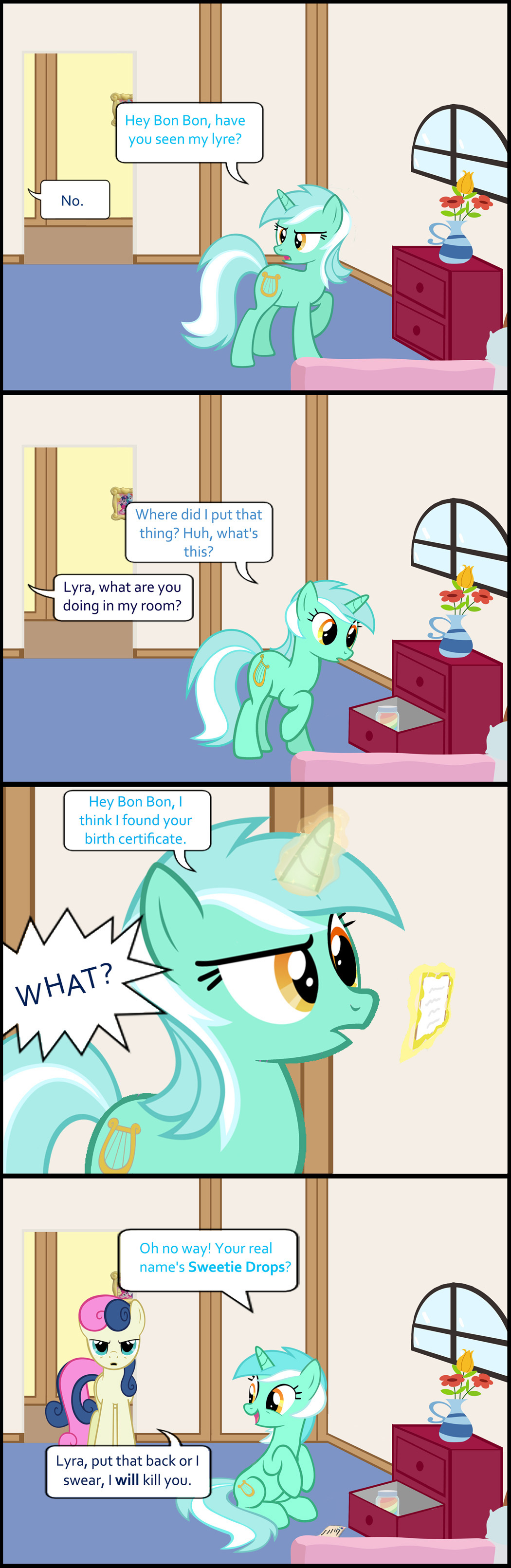 As Sweet, By Any Other Name by GolemGeekery
