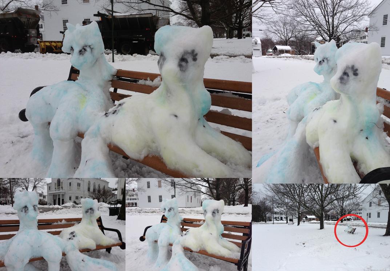 more_snow_lyra_and_bon_bon_by_golemgeeke