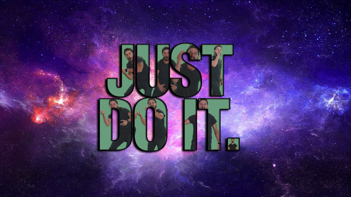 Just Do It by Paine45