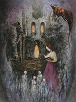 fairy tales for little ghosts by gillesgrimoin