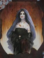 the queen by gillesgrimoin