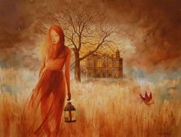 pyromaniac. by gillesgrimoin