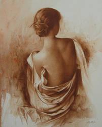 Cordelia Van Dyck. by gillesgrimoin