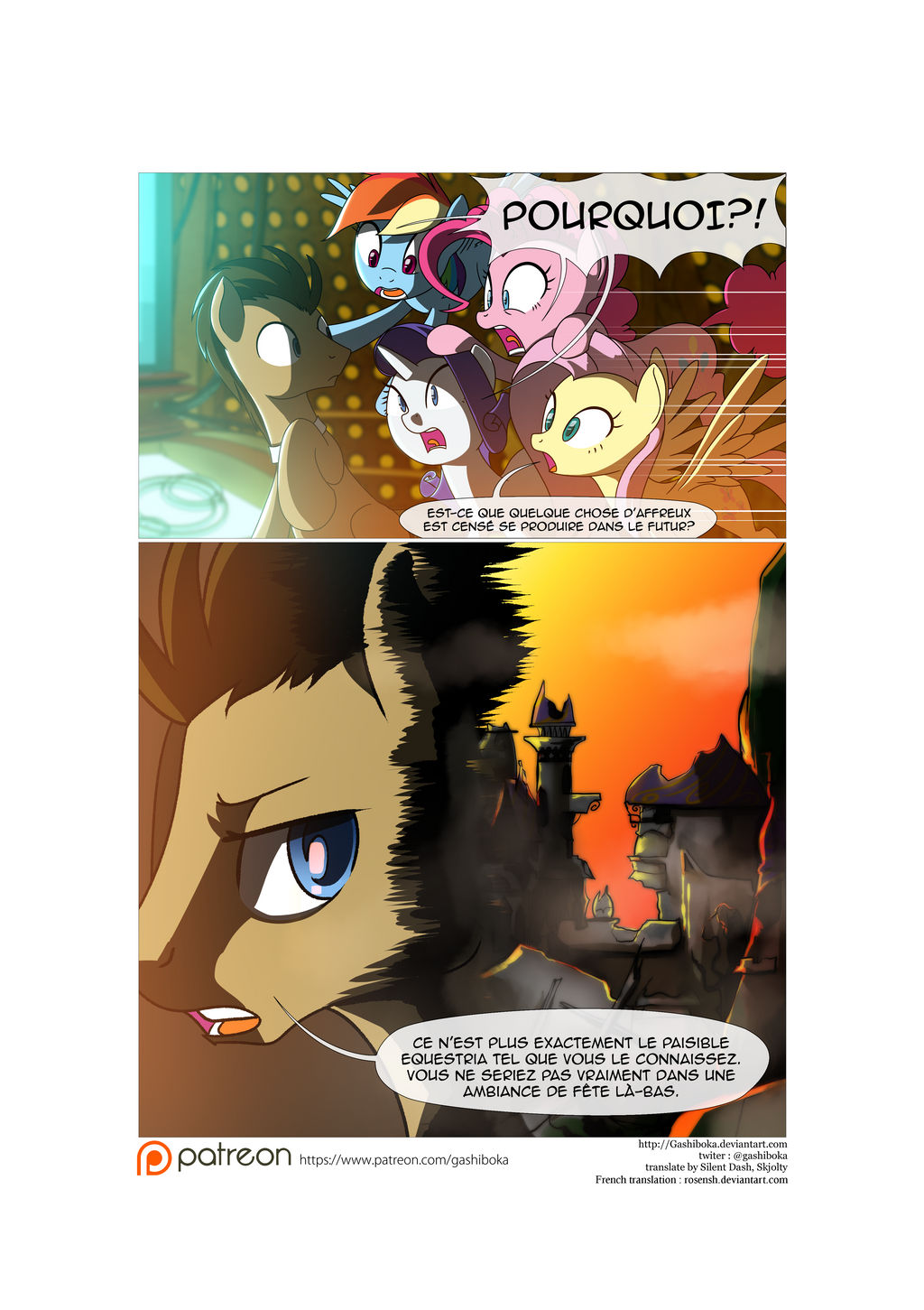 Recall the Time of No Return [French] - Page 13 by Rosensh