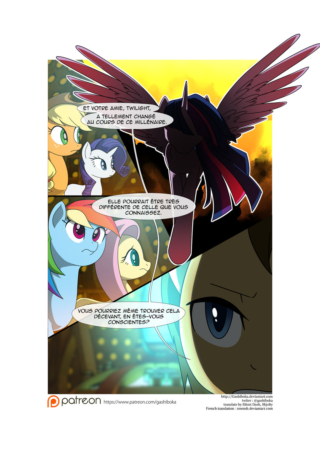 Recall the Time of No Return [French] - Page 14 by Rosensh