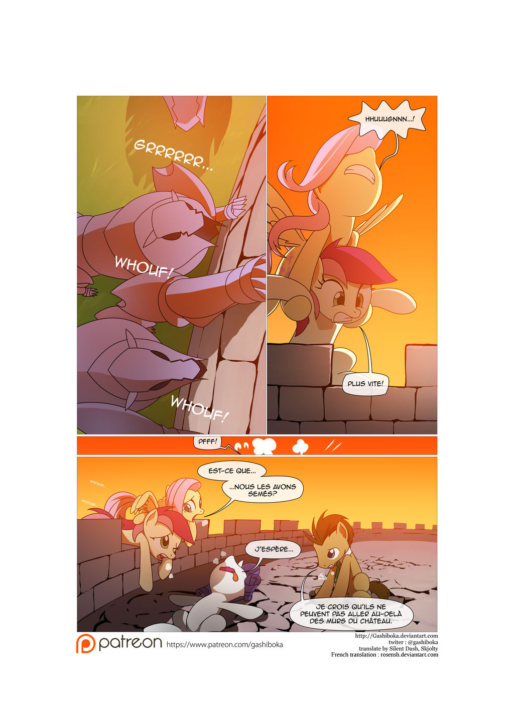 Recall the Time of No Return [French] - Page 47