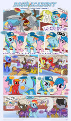 Dash Academy [French] Chapitre 7 - Partie 1 by Rosensh