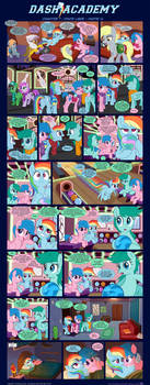 Dash Academy [French] Chapitre 7 - Partie 12 by Rosensh
