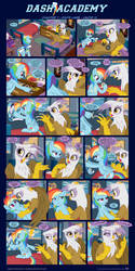 Dash Academy [French] Chapitre 7 - Partie 13 by Rosensh