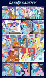 Dash Academy [French] Chapitre 7 - Partie 14 by Rosensh
