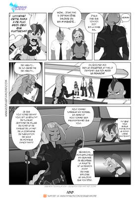 Rogue Diamond Chapitre 7 [French] - Page 100