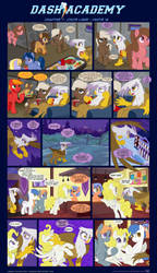 Dash Academy [French] Chapitre 7 - Partie 16 by Rosensh