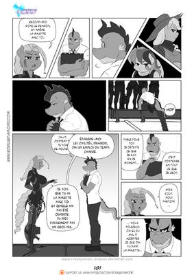 Rogue Diamond Chapitre 7 [French] - Page 101