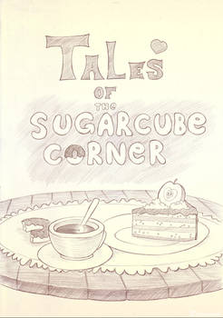 Tales of the Sugarcube Corner - Cover