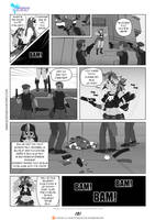 Rogue Diamond Chapitre 7 [French] - Page 121 by Rosensh