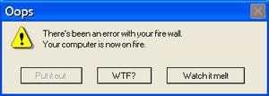 Error Message 4