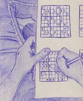 Sudoku by kawaii769