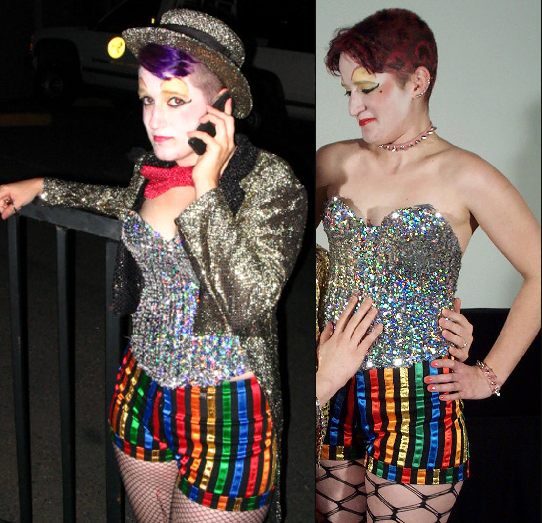 Columbia costume by punkgrrrl16 on deviantart for Columbia craft show 2017