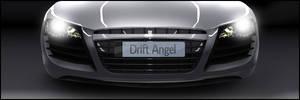 Audi R8 Lights on