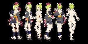 Hagiwara Sengen (Naruto OC)