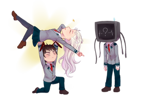 [COM53] The squad by Pastel-Sailor