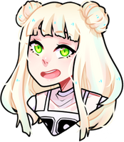 [COM54] Goofy smile by Pastel-Sailor
