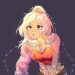 Eastern Fairytale - Commission