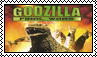 Godzilla Final Wars Stamp by HugePokemonFan