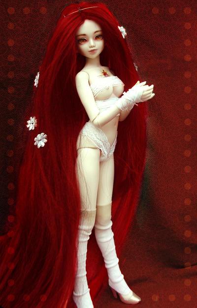 Agape - sky doll by K-a-o-r-i