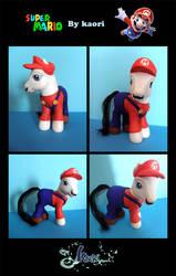 Custom My little pony Mario