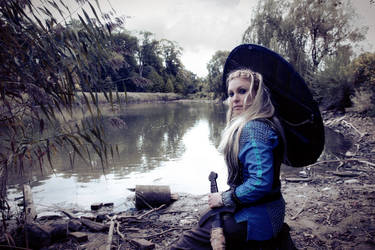 My Lagertha Cosplay by K-a-o-r-i