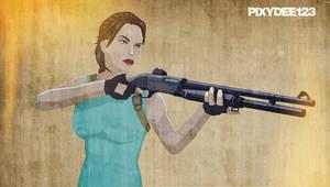 Lara Croft, TR Anniversary 2007