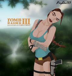 Adventures of Lara Croft by PixyDee123