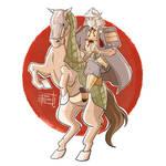 Oroku Saki - The Legend of Koji